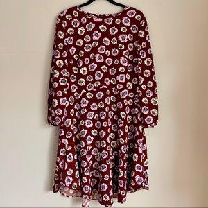 ANN TAYLOR LOFT DRESS SIZE 16